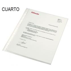 FUNDA MULTITALADRO ESSELTE A5 2526 P/50