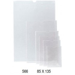PORTACARNET 85X135 P/50