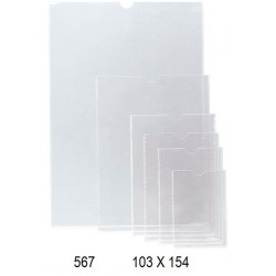 PORTACARNET 103X154 P/50