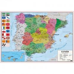 VADE DISEÑO MAPA DE ESPAÑA