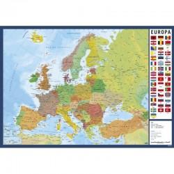 VADE ESCOLAR MAPA EUROPA