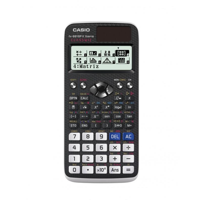 Calculadora Casio FX-991SPX