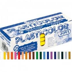 Plasticolor 25 Ceras