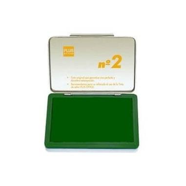 Tampón Plus Office Nº2 8x12cm