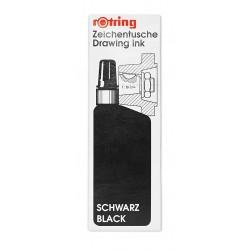 Bidón Tinta China Rotring Negro
