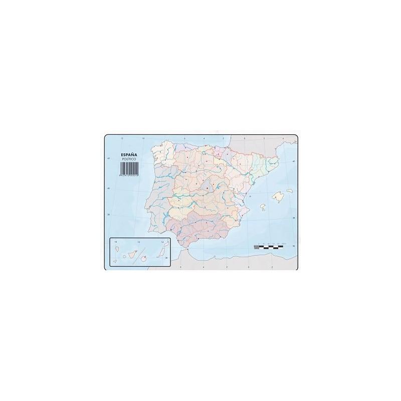 Mapas Espana Politico