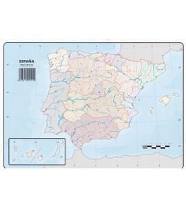 Mapas España Político