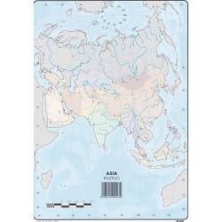 Mapas Asia Politico