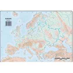 Mapas Europa Fisico