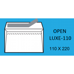SOBRES 110X220 OPEN LUX-110 C/500