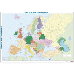 Pósters educativo Europa