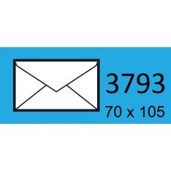 SOBRES 70X105 3793 VISITA C/100
