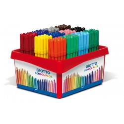 ROTULADOR TURBOCOLOR SCHOOL PACK 144 U